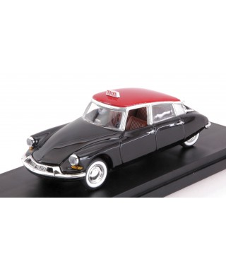 CITROEN DS 19 TAXI PARIS 1963 1:43