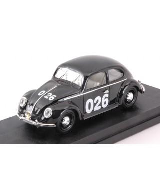 VW 1200 N.026 MILLE MIGLIA 1953 CORTI-CENTENARI 1:43