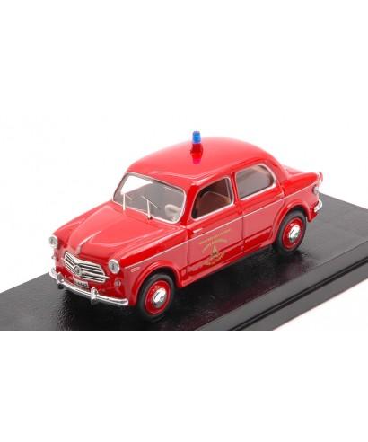 FIAT 1100 TV VIGILI DEL FUOCO 1956 1:43